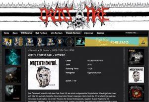 Review crossfire-metal.de